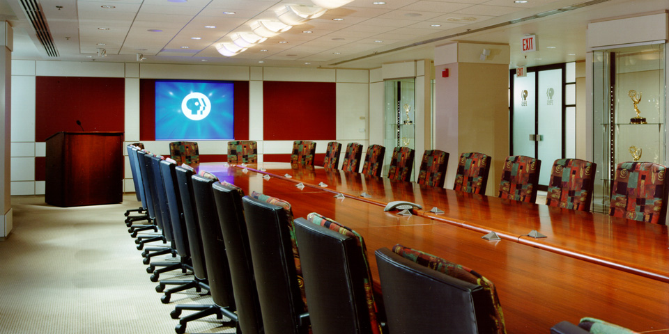 PBS Board Room
