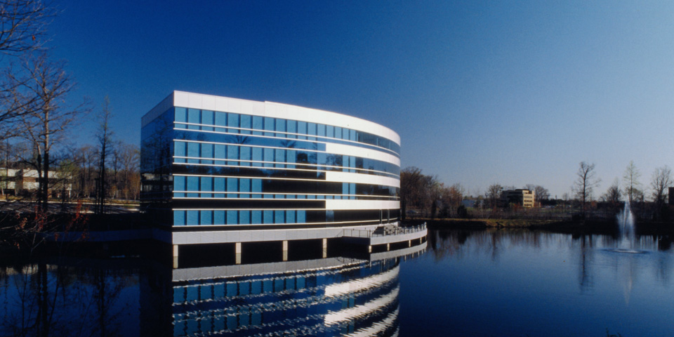 Pond Office Building